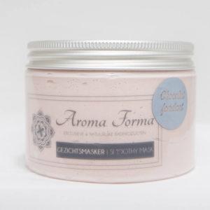 Gezichtsmasker - Chocolade aroma