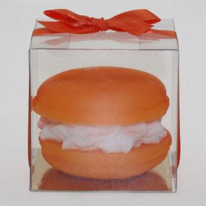 Macaron zeep - Mango aroma