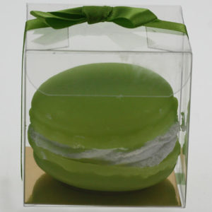 Macaron zeep - Meloen aroma
