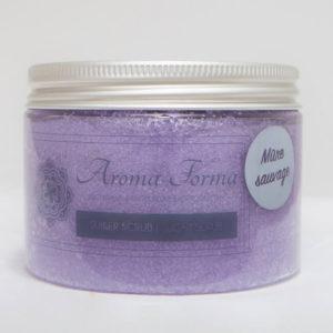 Suikerscrub - Blauwe bessen aroma