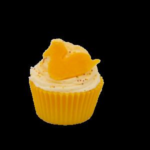Cupcake Ducky Duck zeep - Mango aroma