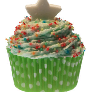 Cupcake Little Star zeep - Appel granny aroma