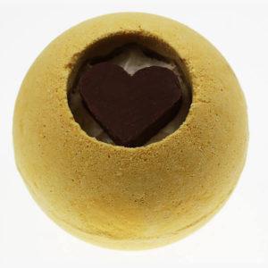 Bruisbal 180gr - Cookies met hartje