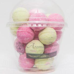 Mini Bruisballen - Meloen & Kersen aroma